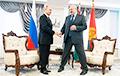 Экспэрт: Пуцін выцісне Лукашэнку, як лімон