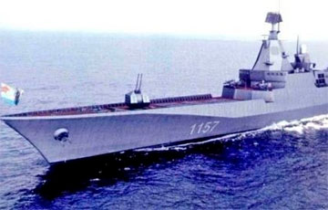 Российский корабль «Лидер» оказался аутсайдером