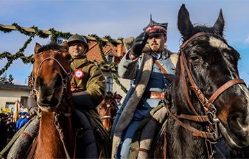Поляки отмечают 100-летие восстановления выхода к Балтийскому морю