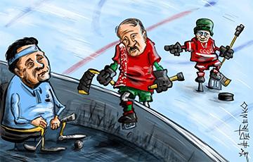 Lukashenka Only Got Big Fat Nothing