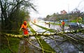 Краіны заходняй і паўночнай Еўропы накрыў ураган «Кіара»
