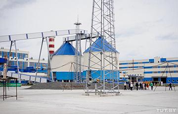 На запуск завода в Добруше из бюджета выделят еще один колоссальный транш