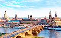 Тысячи людей в Дрездене создали живую цепь