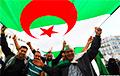 На марше протеста жители Алжира требовали полной смены правящей элиты
