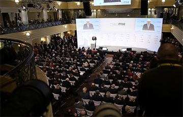 Украіна адпрэчыла падпісаныя ў Мюнхене рэкамендацыі што да Данбасу