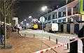 Невядомы зладзіў стральбу па людзях у цэнтры Калінінграда