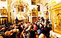 Мужчына напаў з нажом на вернікаў у храме ў цэнтры Масквы