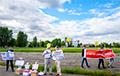 Могилевчанин доказал, что в городе должно быть больше мест для акций протеста
