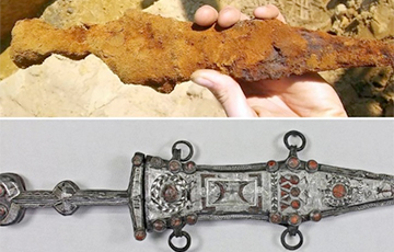 19-летний немец откопал древний клад возрастом две тысячи лет