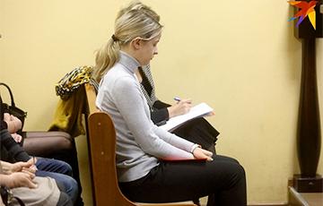 Суд вынес прысуд дзяўчыне за ДТЗ, у якім загінулі яе мама і бабуля
