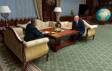Итоги переговоров Сечина с Лукашенко озвучены не будут
