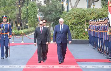 Лукашенко: Работаем на всю Северную Африку