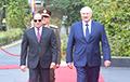 Lukashenka: We Work Across North Africa