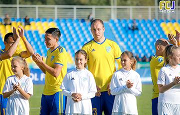 Как играет самый белорусский футбольный клуб Казахстана