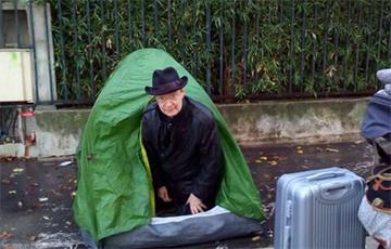 DR: Как российский профессор стал парижским бездомным