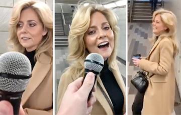 Британка в метро спела оскароносную песню и стала звездой Сети
