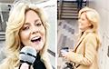 Брытанка ў метро праспявала песню з Оскара і стала зоркай сеціва