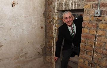 В парламенте Великобритании нашли секретный ход XVII века