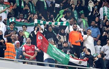 У Саудаўскай Аравіі заснавалі жаночую футбольную лігу