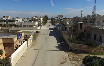 Поддерживаемые Турцией отряды сирийской оппозиции отбили еще один город у Асада