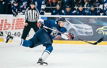 Коронавирус принес белорусскому хоккеисту «золото» АХЛ