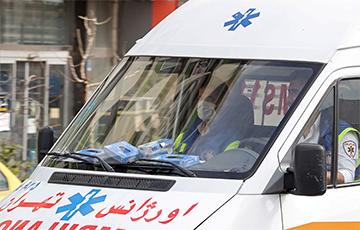 BBC: Колькасць памерлых ад каронавіруса ў Іране ў шэсць разоў перавышае афіцыйныя звесткі