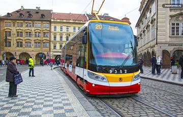 В Праге все виды городского транспорта объединяют в одном приложении