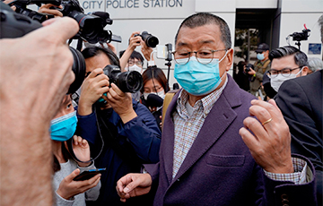 Гонконгского медиамагната задержали за участие в протестах