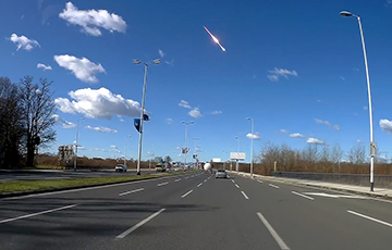 Видеофакт: над Хорватией взорвался метеорит