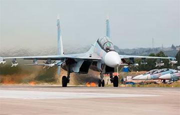 США потребовали от России немедленно посадить боевые самолеты в Сирии