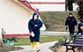 Каранавірус у Беларусі: чарга хуткіх дапамог і ажыятаж з маскамі