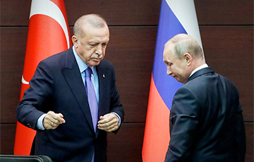 «Внезапно Путина подвел его друг Эрдоган»