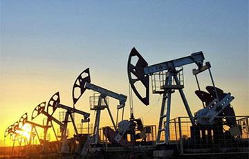 Нефть Brent рухнула ниже $40 за баррель