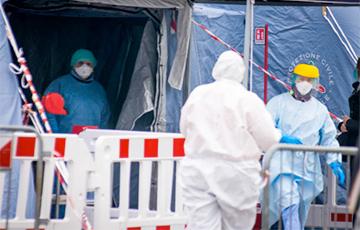 Число больных коронавирусом в мире превысило 55 миллионов