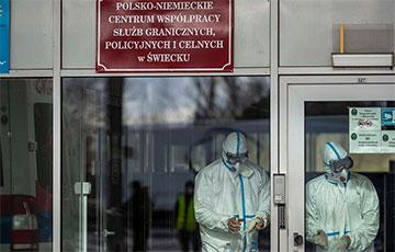 Минздрав Польши сообщил о 13 239 новых случаях COVID-19