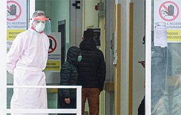 Количество погибших от коронавируса в Италии превысило 10 тысяч человек