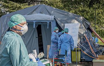 Число жертв COVID-19 в мире приближается к 70 тысячам