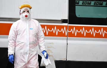 Украинский блогер показал шокирующее видео из итальянской больницы