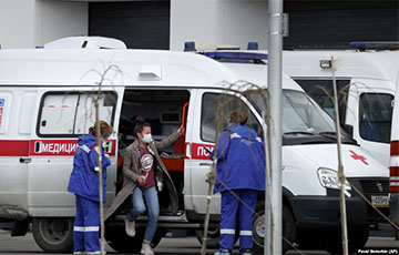 В России за сутки выявлено 54 новых инфицированных коронавирусом