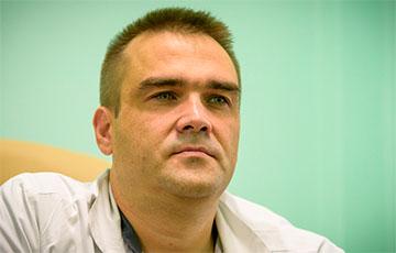 Уволен главврач столичной детской больницы, который запустил флешмоб во время первой волны COVID-19