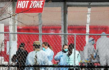 Число умерших от коронавируса в США превысило 40 тысяч человек