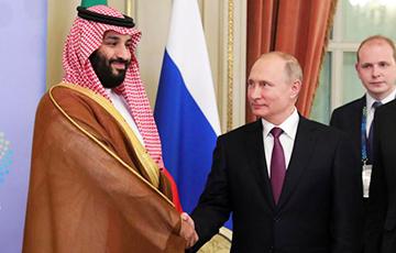 The Washington Times: Саудовцы вытерли о Путина ноги