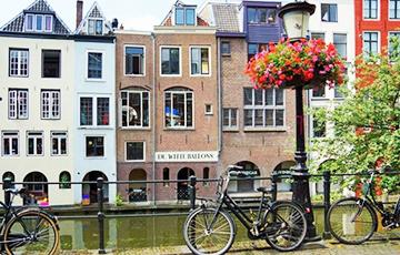 В Нидерландах появится самый большой в Европе район без автомобилей