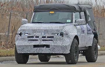 Ford запатентовал новое название для авто