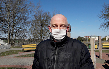 Doctor Ales Loban: All Leadership Of Health Ministry Keeps Watching Which Side Lukashenka's Moustache Will Move To