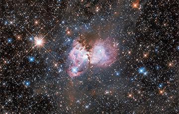 Астрономы нашли «колыбель» массивных звезд