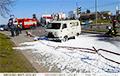 В Гродно перевернулся УАЗ медицинской помощи