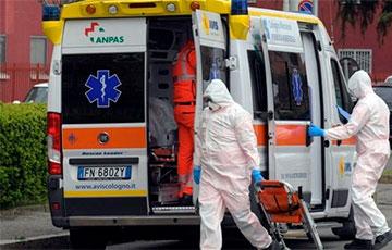 От коронавируса в мире умерло уже более 25 тысяч человек
