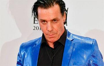 Солист Rammstein сдал тест на коронавирус с отрицательным результатом