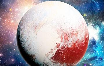 Навукоўцы: На Плутоне можа быць падземны акіян